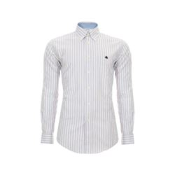 Brooks Brothers Men's Oxford Stripe Shirt