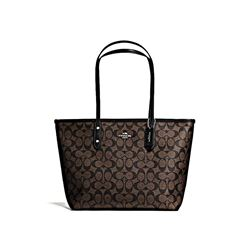 Crossgrain City Zip Tote