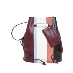 Lancel, multicoloured bucket bag
