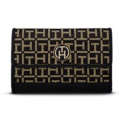Jacquard Zip Wallet
