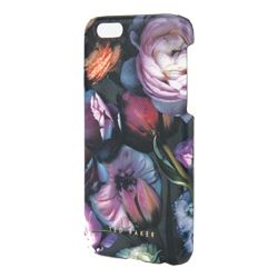 Shadow Flora Xhatch Iphone Case