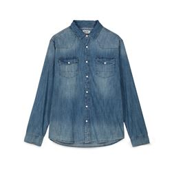 Tommy Hilfiger, Men's denim shirt