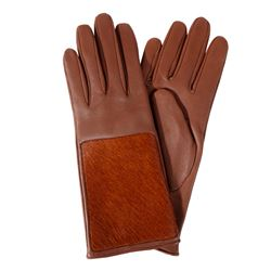 Guantes marrón Intropia