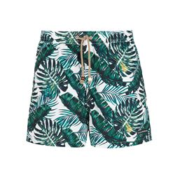 Bañador print tropical