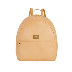 Backpack in beige by Aigner at Ingolstadt Village
