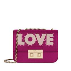 Bella Mini Crossbody Love