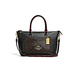 Coach Mini Emma Satchel