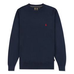 Musto Crew Neck Knit Jumper