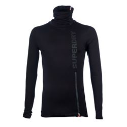 Gym Sport Runner Funnel Neck