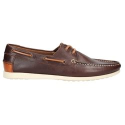 Zapato Dennet Over Brown Clarks