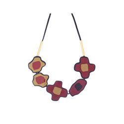 Marni  Necklace resin compo from Bicester Village