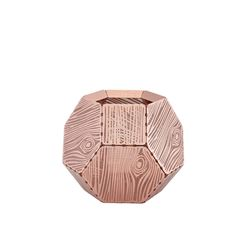 Tom Dixon  Etch copper tea light holder from Bicester Village