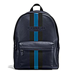 Coach midnight Charles backpack