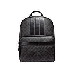 Coach Bond Backpack In Shadow Signature