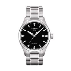 Tissot Watch in silver by Hour Passion at Wertheim Village