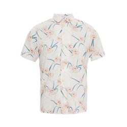 AllSaints Men's Floral shirt
