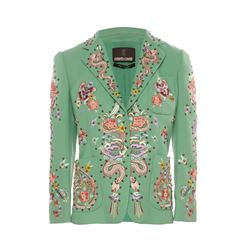 Roberto Cavalli  Glacca woven jacket from Bicester Village