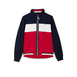 Tommy Hilfiger, Men's tricolour jacket