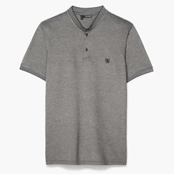 The Kooples men's grey polo shirt