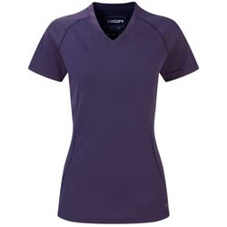 Zola Ladies purple T-shirt