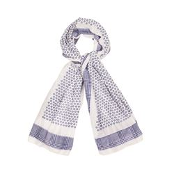 Hackett  Needle pull scarf from Bicester Village