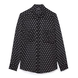 The Kooples Polka Dot Blouse