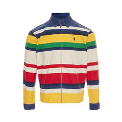 Polo Ralph Lauren men's Stripe Landon Winbreaker