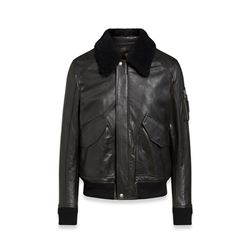 Belstaff  Arne leather jacket from Bicester Village