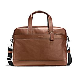 Men's handbag by Coach at Ingolstadt Village