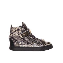 Giuseppe Zanotti  High top trainers from Bicester Village