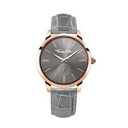 Watch in grey by Thomas Sabo at Wertheim Village
