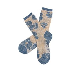 FALKE  Boho denim socks from Bicester Village