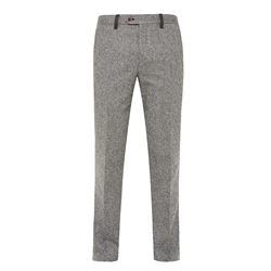 Men's Montro grey trousers