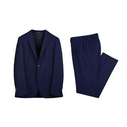Suit in dark blue by Boggi Milano at Wertheim VIllage