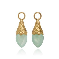 Annoushka  Jade earring drops from Bicester Village