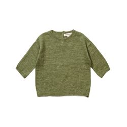 Caramel  Edamame baby jumper from Bicester Village