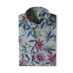 Camisa flores Scalpers