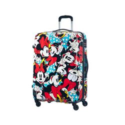 Minnie comics suitcase