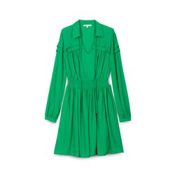 Maje, Green Rubin Dress