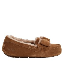 Slippers in brown