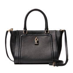 Juicy Couture black over the shoulder bag