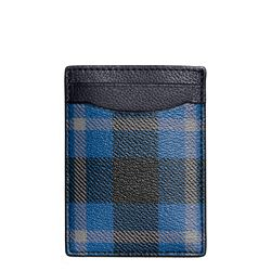 3 In 1 Card Case Gift Box Plaid