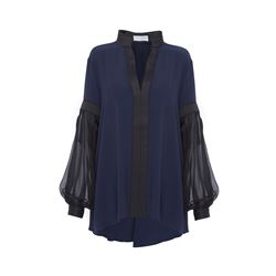 Amanda Wakeley  Midnight tassel top from Bicester Village