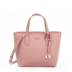 Shopper 'New Daisy' in rose by Furla at Ingolstadt Village