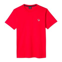 Paul Smith T-shirt Zebra Rouge