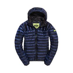 Mens Core Hooded Jacket Navy