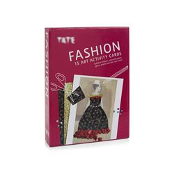 TATE  Fashion art activity cards from Bicester Village